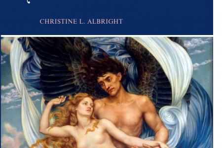 Cover of Albright book Ovid's Metamorphoses